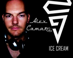 Alex Camaro live @ Ice-Cream, John Doe Amsterdam
