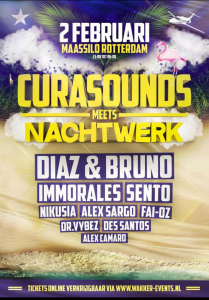 Alex Camaro @ Cursounds, Maassilo