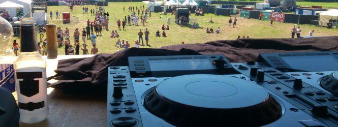 Lakeside Festival 2012 @ Alex Camaro DJ contest Winner