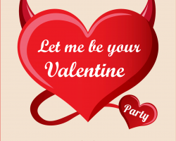 Let me be Your Valentine @ Cafe Zinne